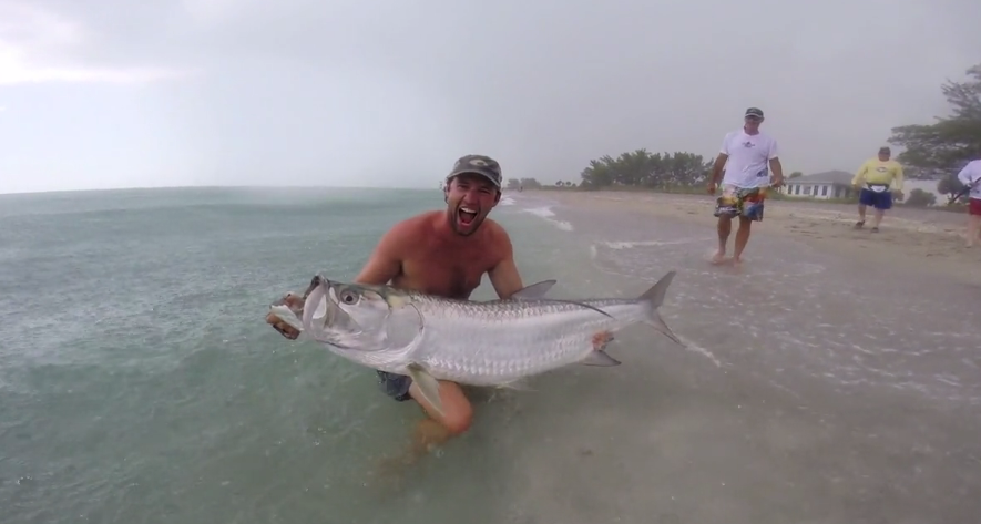 Proof That Boca Grande Is the Tarpon Capital Of The World