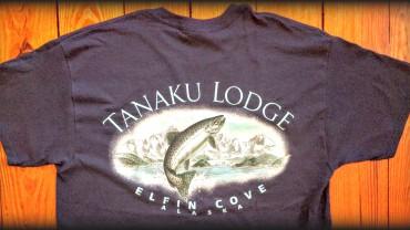 Red Tuna Fishing Shirt Club - June 2015 - Tanaku Lodge Alaska