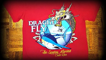 Red Tuna Fishing Shirt Club - September 2015 - Dragin Fly Annoucement