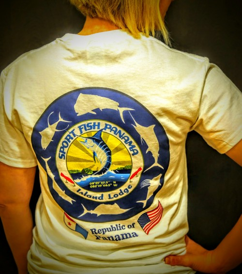 Red Tuna Fishing Shirt Club - Panama Sport Fish Oct 2015 2